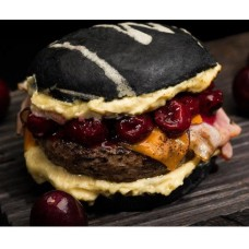 Доставка  Бургер Черная Мамба 260 г из Burger Heroes