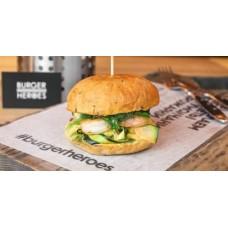 Доставка  Бургер Ким Ки Дук 250 г из Burger Heroes