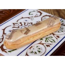 Доставка  Эклер Соленая карамель 70 г из Хлеб Насущный