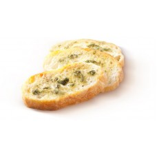 Доставка  Хлеб с чесночным маслом из Крошка картошка