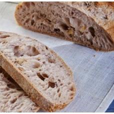 Доставка  Хлеб с грецким орехом и льном из Пекарня Волконский