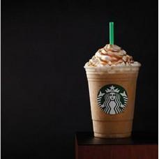 Доставка  Карамельный Фраппучино из Starbucks
