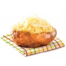 Доставка  Картофель с сыром из Крошка картошка