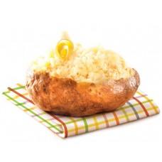 Доставка  Картофель со сливочным маслом из Крошка картошка