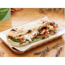 Доставка  Киприйская пита с овощами и сыром 360  г из Greka Gyros