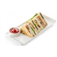 Доставка  Клаб-сэндвич 330 г из Кофе Хауз