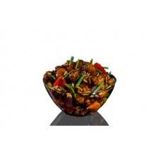 Доставка  Курица с арахисом в соусе Терияки 100г из Братья Караваевы