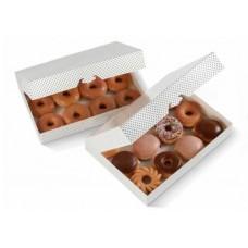 Доставка  Набор пончиков - Дюжина ассорти и дюжина оригинальных рингов (12шт+12шт) из Krispy Kreme