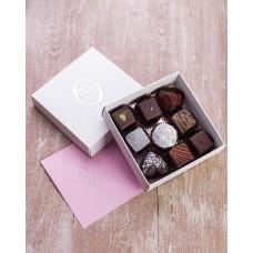 Доставка  Набор шоколадных конфет - 9 шт. из Пекарня Волконский