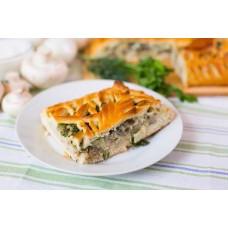 """Доставка  Пирог с картофелем, сыром и грибами из Доставка из Пироги """"Штолле"""""""
