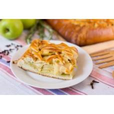 """Доставка  Пирог с печёными яблоками и корицей из Доставка из Пироги """"Штолле"""""""