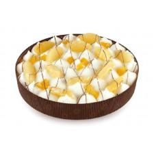 Доставка  Пирог Сметанный с ананасами из Тирольские пироги