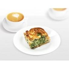 """Доставка  Пирог со шпинатом с рубленным яйцом и сливочно-творожным сыром из Доставка из Пироги """"Штолле"""""""