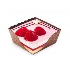 Доставка  Пирожное Клубника со сливками из Тирольские пироги