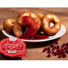 Доставка  Пончики с брусникой (6 шт) из Руспыш
