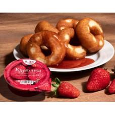 Доставка  Пончики с клубникой (6 шт) из Руспыш