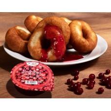 Доставка  Пончики с клюквой (6 шт) из Руспыш