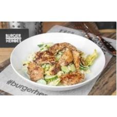 Доставка  Салат с кешью и куриным филе 320г из Burger Heroes