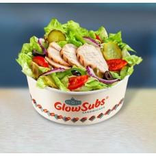Доставка  Салат с куриной грудкой из Glow Subs