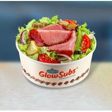 Доставка  Салат с ростбифом из Glow Subs