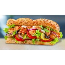 Доставка  Сэндвич Чикен Терияки из Glow Subs