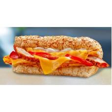 Доставка  Сэндвич Омлет и гриль чикен из Glow Subs