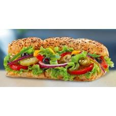Доставка  Сэндвич овощной из Glow Subs