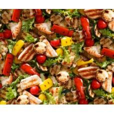 Доставка  Стейк-салат с индейкой 320г из BUZfood