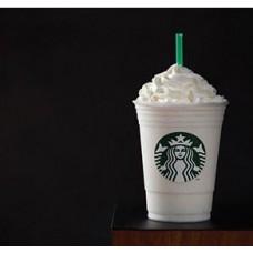 Доставка  Ванильно-сливочный фраппучино (без кофе) из Starbucks