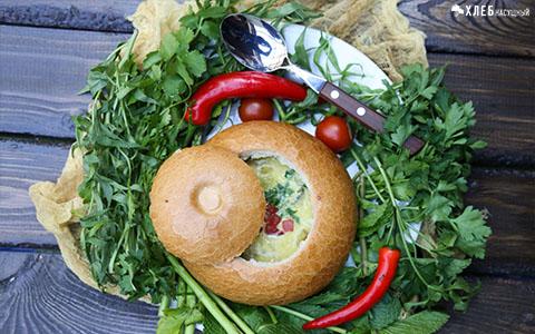 Заказать Пироги на дом с доставкой из Хлеб Насущный