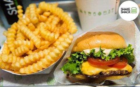 Заказать Чизбургеры на дом с доставкой из Shake Shack