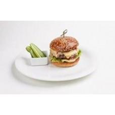 Доставка  Бургер Афоня 300 г (на салате айсберг) из Кофемания