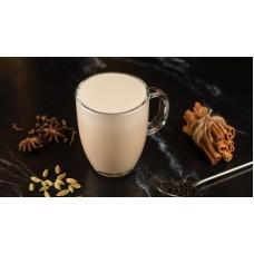Доставка  Черный чай латте из Шоколадница