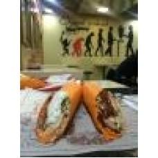 Доставка  Донер с говядиной в сырном лаваше 400г из Мосдонер