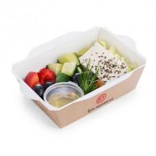 Доставка  Греческий салат с мягким сыром из Три правила