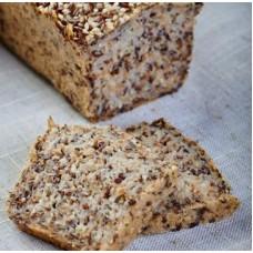 Доставка  Хлеб рисово-гречишный без глютена из Пекарня Волконский