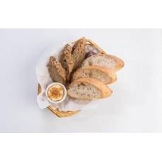 Доставка  Хлебная тарелка 100/25 г из Кофе Хауз