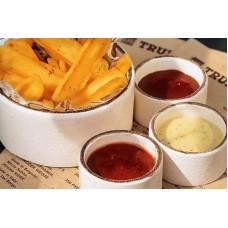 Доставка  Картофель фри c томатной сальсой из True Burgers
