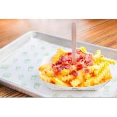 Доставка  Картофель фри с беконом и сырным соусом 270 г из Shake Shack
