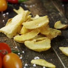 Доставка  Картофельные слайсы из ФАРШ