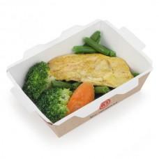 Доставка  Куриная грудка с овощами а-ля SPORT из Три правила