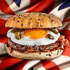 Доставка  London бургер из True Burgers