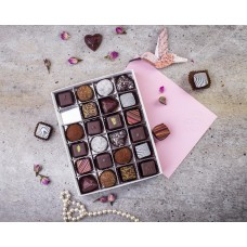 Доставка  Набор шоколадных конфет  24 шт, 240 г из Пекарня Волконский