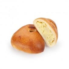 Доставка  Пирожок с картошкой из Три правила