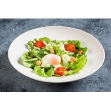 Доставка  Салат с яйцом пашот 230 г из Кофе Хауз