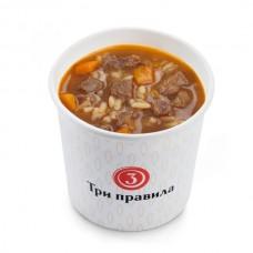 Доставка  Суп харчо из говядины из Три правила