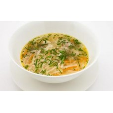 Доставка  Суп с домашней лапшой 350 г из Кофемания