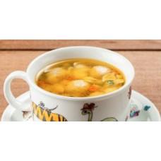 Доставка  Суп с фрикадельками 220 г из Кофемания