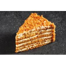Доставка  Торт «Медовик» 110 г из Кофе Хауз