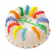 Доставка  Торт Праздник из Баскин Роббинс